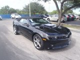 2014 Black Chevrolet Camaro LT/RS Convertible #88667211