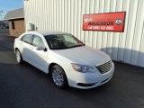 2014 Bright White Chrysler 200 Touring Sedan #88667198