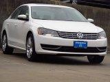 2014 Candy White Volkswagen Passat TDI SE #88667156