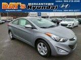 2013 Titanium Gray Metallic Hyundai Elantra Coupe GS #88667105