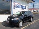2011 Crystal Black Pearl Honda CR-V SE 4WD #88666919