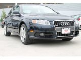2008 Deep Sea Blue Pearl Effect Audi A4 2.0T Sedan #88667144