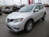 2014 Nissan Rogue SL AWD Data, Info and Specs