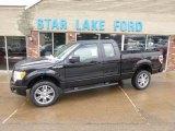 2014 Tuxedo Black Ford F150 STX SuperCab 4x4 #88667132