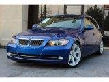 2008 Montego Blue Metallic BMW 3 Series 335i Sedan #88667006