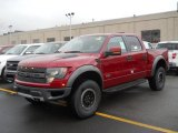 2014 Ford F150 SVT Raptor SuperCrew 4x4 Data, Info and Specs