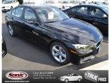 2014 Jet Black BMW 3 Series 328d Sedan #88693204