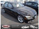 2014 Jet Black BMW 3 Series 328d Sedan #88693203