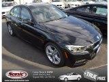 2013 Black Sapphire Metallic BMW 3 Series 335i Sedan #88693195