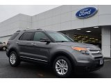 2014 Sterling Gray Ford Explorer XLT #88693108
