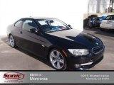 2011 Jet Black BMW 3 Series 328i Coupe #88693181