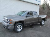 2014 Brownstone Metallic Chevrolet Silverado 1500 LT Double Cab 4x4 #88693046