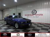 2007 Vista Blue Metallic Ford Mustang GT Premium Coupe #88693039