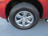 Nissan Titan 2013 Wheels and Tires