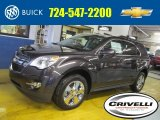 2013 Tungsten Metallic Chevrolet Equinox LT AWD #88693299