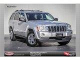 2006 Bright Silver Metallic Jeep Grand Cherokee Limited #88693034