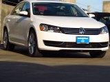 2014 Candy White Volkswagen Passat 1.8T SE #88693407