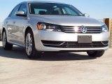2014 Reflex Silver Metallic Volkswagen Passat 1.8T SE #88693405