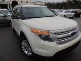 2011 White Platinum Tri-Coat Ford Explorer XLT #88693233