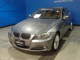 2011 Space Gray Metallic BMW 3 Series 335i xDrive Sedan #88692983