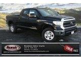 2014 Black Toyota Tundra SR5 Double Cab 4x4 #88692974