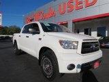 2010 Super White Toyota Tundra TRD Rock Warrior CrewMax 4x4 #88724553