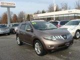 2009 Tinted Bronze Metallic Nissan Murano LE AWD #88724820