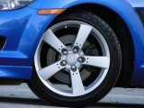 Mazda RX-8 2005 Wheels and Tires