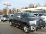 2011 Magnetic Gray Metallic Toyota Tundra Limited CrewMax 4x4 #88724812