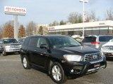 2010 Black Toyota Highlander Limited 4WD #88724806