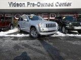 2006 Bright Silver Metallic Jeep Grand Cherokee Overland 4x4 #88725088