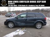 2014 Fathom Blue Pearl Dodge Journey SXT AWD #88724624