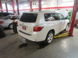 2010 Blizzard White Pearl Toyota Highlander Limited 4WD #88724440