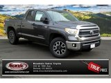 2014 Magnetic Gray Metallic Toyota Tundra SR5 TRD Double Cab 4x4 #88724438