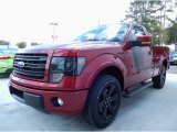 2014 Ruby Red Ford F150 FX2 Tremor Regular Cab #88724606