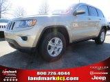 2014 Cashmere Pearl Jeep Grand Cherokee Laredo #88724687