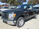 2014 Tuxedo Black Ford F150 XL Regular Cab #88724507