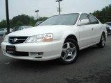 2003 White Diamond Pearl Acura TL 3.2 #8846896