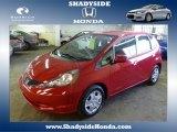 2013 Milano Red Honda Fit  #88724572