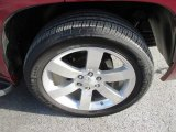 Chevrolet TrailBlazer Wheels and Tires