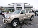 2007 Desert Sand Mica Toyota Tacoma Access Cab 4x4 #88724757