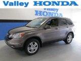 2011 Urban Titanium Metallic Honda CR-V EX-L 4WD #88724471