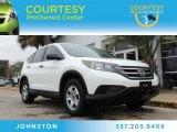 2012 Taffeta White Honda CR-V LX #88724559
