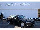 2011 Black Sapphire Metallic BMW 3 Series 335i xDrive Sedan #88769685