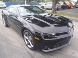 2014 Black Chevrolet Camaro SS/RS Coupe #88770323