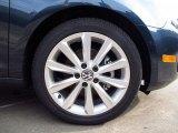 Volkswagen Golf 2014 Wheels and Tires