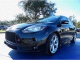 2013 Tuxedo Black Ford Focus ST Hatchback #88769763