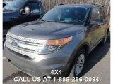 2011 Sterling Grey Metallic Ford Explorer XLT 4WD #88770133