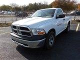 2011 Bright White Dodge Ram 1500 ST Regular Cab #88769752