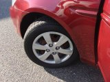 Hyundai Accent 2008 Wheels and Tires
